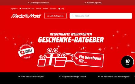 MediaMarkt Online-Geschenkeratgeber