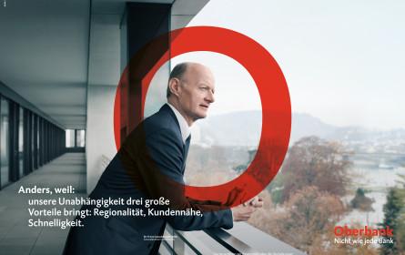 Oberbank holt sich Alba Communications als neue Lead-Agentur