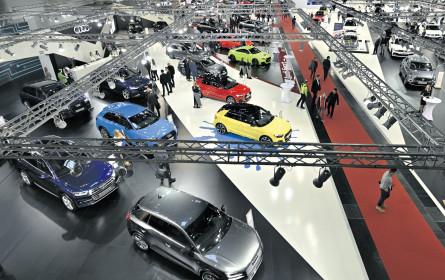 Vienna Autoshow 2020: Blick auf die Highlights