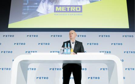Metro leicht im Aufwind