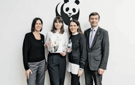 Vöslauer kooperiert mit WWF