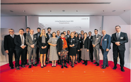 Top-Standards pushen das Export-Business