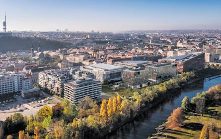CA Immo vermietet in Prag