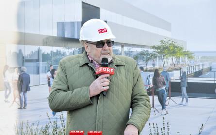 ORF-Mediencampus: Der Grundstein ist gelegt