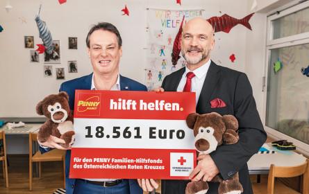 18.500 Euro Spenden für Bedürftige