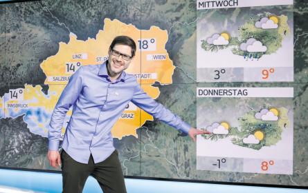 Moderiertes Wetter auf ATV
