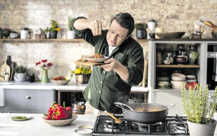 Groß aufkochen mit Jamie Oliver