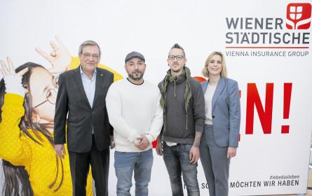 """""""Oft host a Pech""""–Werbespot präsentiert"""