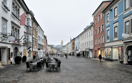 Shoppingflächen in den Citylagen unter Druck