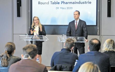 Pharmawirtschaft sieht sich für Krise gerüstet