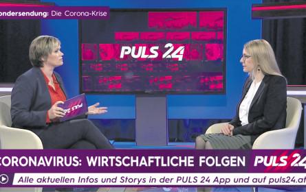 Klassische TV-News: in der Krise gefragt