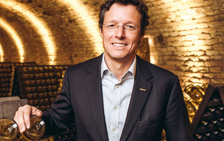Bei Schaumwein sind die Österreicher echte Patrioten