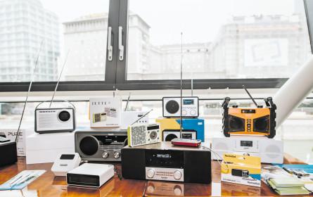 Radio gleitet 2020 auf der digitalen Welle