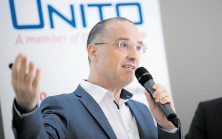 Auch die Unito-Gruppe fährt jetzt auf Sicht