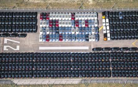 Die Coronakrise schlägt auf den Automarkt durch