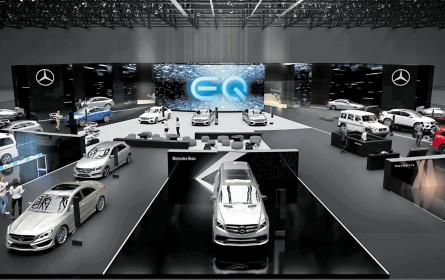 Mercedes-Benz kommt in Zukunft direkt zur Sache