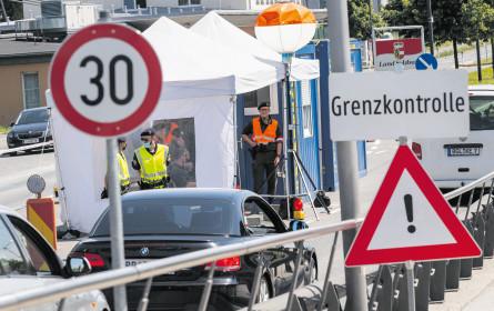 Europas Grenzbalken ächzen und knarren