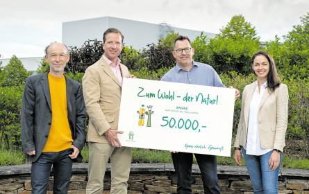 50.000 Euro für Arche Noah