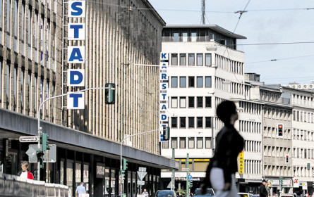 Karstadt vor Chefwechsel