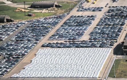 Die Coronakrise bremst den Automobilmarkt aus