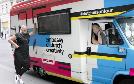 Embassy of Dutch Creativity on tour