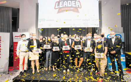 Premiere für Marketing Leader of the Year Awards