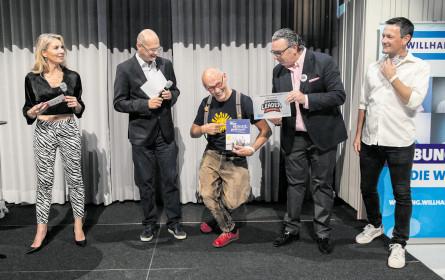 Lebenswerk-Sonderpreis für Johannes Gutmann