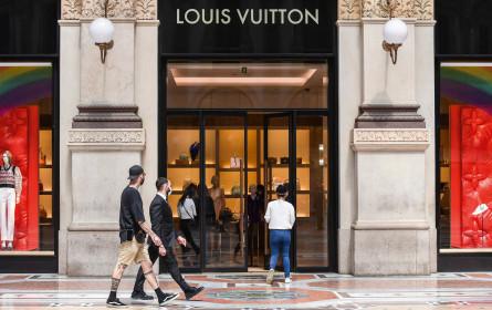 Luxus bleibt krisensicher