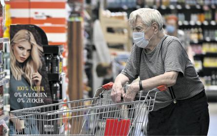 Einkaufen wird wieder normaler