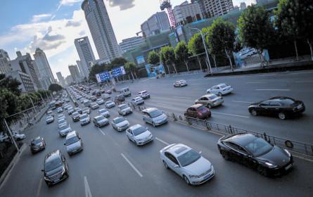 Stützpfeiler China