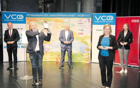VCÖ: Göfis ausgezeichnet