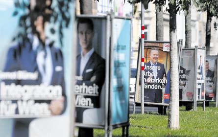Wien-Wahl: Das Werben um die Hauptstadt