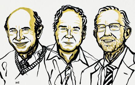 Nobelpreise vergeben