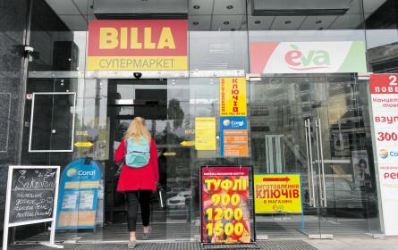 Billa zieht sich aus Kiew zurück – ein Nachruf