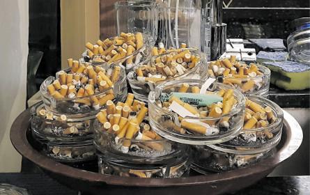 Weniger Raucher
