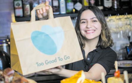 To Good To Go-App rettet Lebensmittel