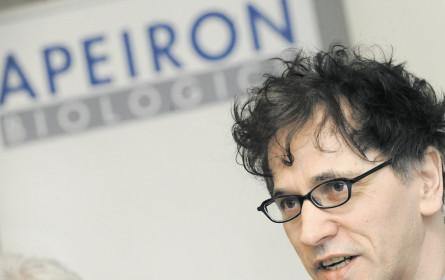 Apeiron: Investor stockt auf