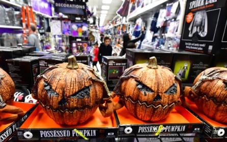 30 Millionen Euro für Halloween