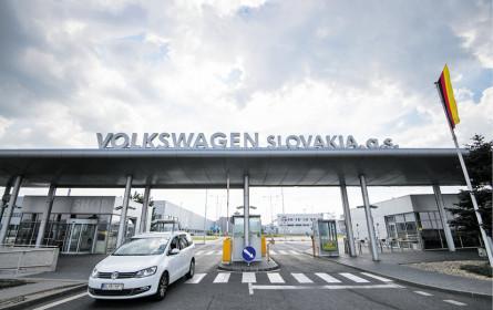 Slowakei macht das VW-Rennen