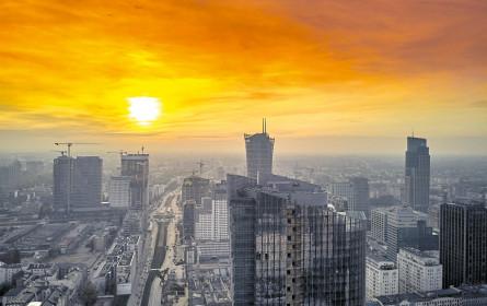 Im Osten strahlt für Banken die Sonne heller