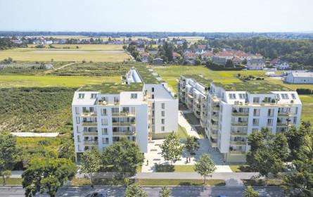 Mehr neue Wohnungen