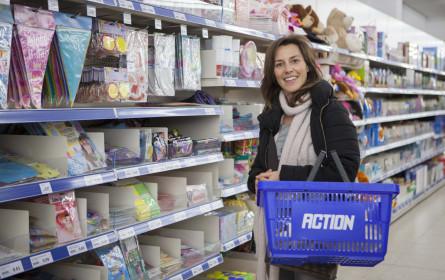 Non-Food Discounter Action bietet Click & Collect Shopping-Möglichkeit