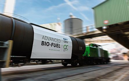 AustroCel liefert fortschrittliches Bio-Ethanol an OMV