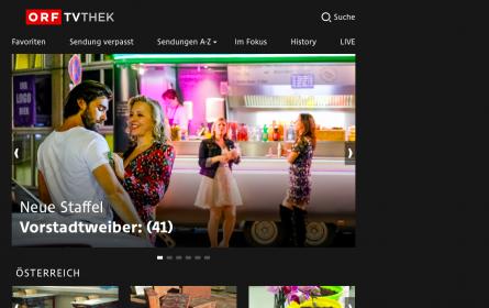 2020 Rekordjahr für ORF-TVthek und Bewegtbildabrufe im ORF.at-Netzwerk
