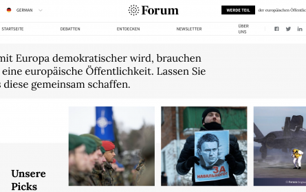 "Medien-Start-up Forum.eu erweitert um ""New York Times"""