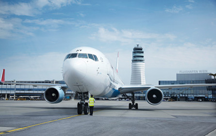 Flughafen Wien in Nöten