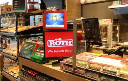 """""""Nah&Frisch punkt""""-Neueröffnungen bei Roth Tankstellen in Graz"""