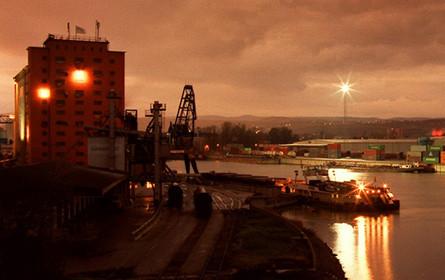 Kremser Hafen baut Lagerflächen weiter aus