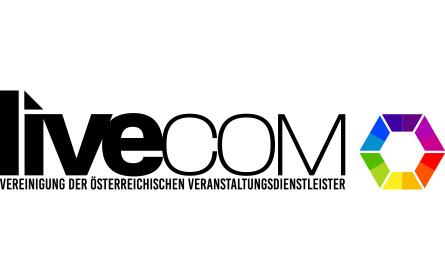 Aus ohne - uns.at wird livecom, die Vereinigung der österreichischen Veranstaltungsdienstleister