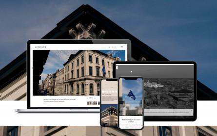 Red Bull Mediahouse Publishing schafft neue Website für Luxarlon